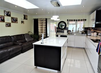 Thumbnail 4 bed semi-detached house for sale in Hayes End Drive, Middlesex