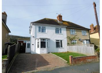 Thumbnail 3 bed semi-detached house for sale in Royal Sussex Crescent, Eastbourne