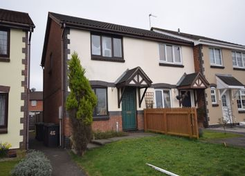 Thumbnail 2 bed semi-detached house for sale in Wye Dale, Church Gresley, Swadlincote