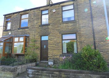 Thumbnail 3 bed terraced house for sale in Shill Bank Lane, Mirfield, West Yorkshire