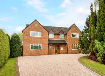 Thumbnail 5 bed detached house for sale in Little Green, Off Bromsberrow Road, Redmarley, Gloucestershire