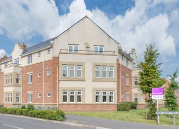 Thumbnail 2 bedroom flat for sale in Station Road, Donnington