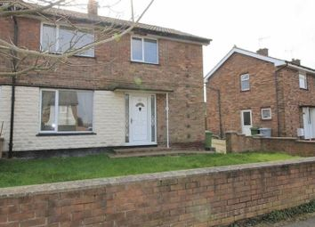 Thumbnail 3 bed semi-detached house to rent in Birklands Avenue, Ollerton, Newark
