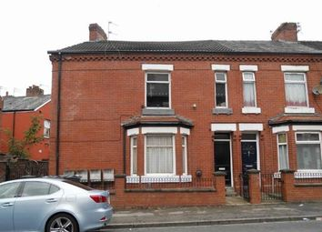 Thumbnail 4 bedroom end terrace house for sale in Crosfield Grove, Manchester