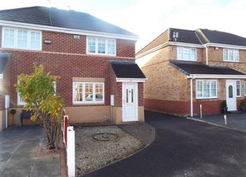 Thumbnail 2 bed semi-detached house for sale in Leo Close, Liverpool, Merseyside, England