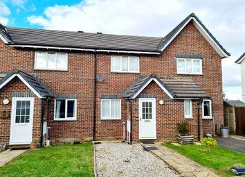 Thumbnail 2 bed terraced house for sale in Foxglove Close, Launceston