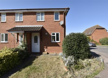 Thumbnail 1 bed end terrace house for sale in Deacons Place, Bishops Cleeve, Cheltenham