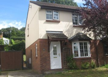 Thumbnail 3 bed end terrace house to rent in Gronau Close, Honiton