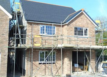 Thumbnail  Detached house for sale in Clos Y Gat, Gorslas, Carmarthenshire