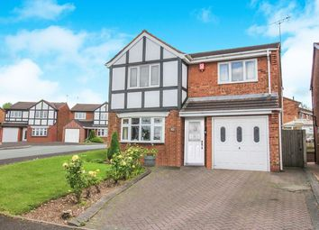 Thumbnail 3 bed detached house for sale in Truro Place, Heath Hayes, Cannock
