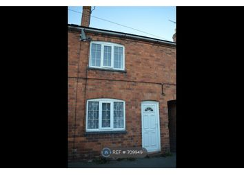 Thumbnail 2 bed terraced house to rent in High Street, Northamptonshire