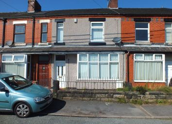 Thumbnail 3 bed town house for sale in Long Lane, Harriseahead, Stoke-On-Trent