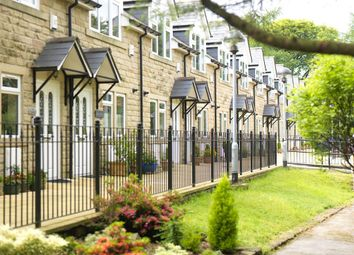 Thumbnail 3 bed mews house for sale in Skipton Road, Steeton, Keighley
