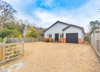 Thumbnail 4 bed bungalow for sale in Florence Road, Fleet, Hampshire