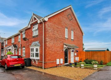 Thumbnail 1 bed end terrace house for sale in Hambledon Road, Weston-Super-Mare