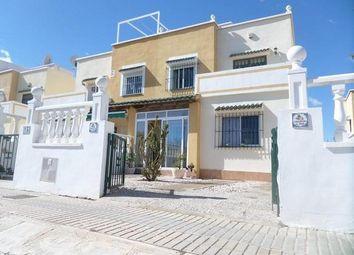 Thumbnail 3 bed town house for sale in Spain, Valencia, Alicante, Los Altos