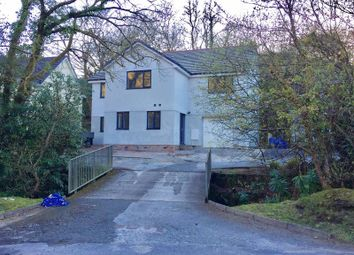 Thumbnail 7 bed detached house for sale in Trethowel, St. Austell