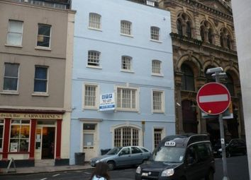 Thumbnail 3 bed flat to rent in St Stephens Street, City Centre