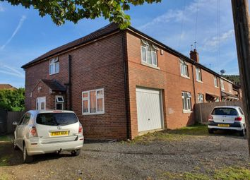 Thumbnail 4 bed end terrace house for sale in Parker Road, Thornhill Lees, Dewsbury