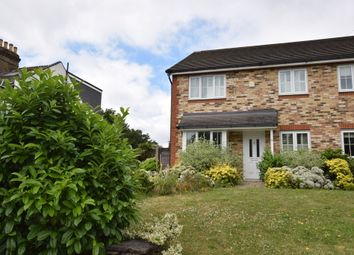 Thumbnail 4 bed semi-detached house for sale in Thorkhill Road, Thames Ditton, Thames Ditton