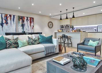 Thumbnail 3 bedroom flat for sale in Vaughan Way, Wapping