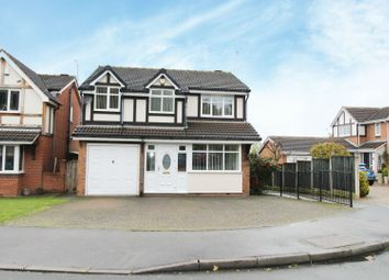 4 bed detached house for sale in Peacock Close, Killamarsh, Sheffield S21