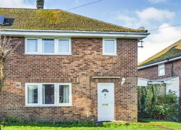 3 bed semi-detached house for sale in Willow Way, Bletchley, Milton Keynes MK2