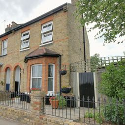 Thumbnail 2 bed end terrace house to rent in Woodlands Road, Enfield