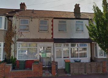 Thumbnail 3 bed end terrace house for sale in Walton Road, Ilford, Barking, Redbridge, London