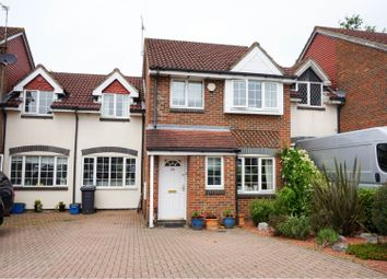 Thumbnail 4 bed semi-detached house for sale in Robeson Way, Borehamwood