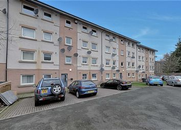 Thumbnail 2 bed flat for sale in Ferguslie Walk, Paisley