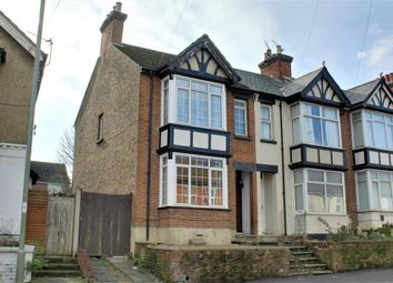 Thumbnail 3 bed end terrace house for sale in Ash Road, Aldershot