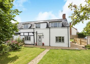 Thumbnail 3 bed semi-detached house for sale in Forge Cottages, Cotheridge Lane, Eckington, Pershore