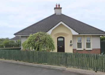 Thumbnail 2 bed terraced bungalow for sale in 24, Atlantic Court, Coleraine