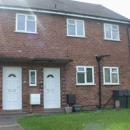 Thumbnail 1 bed maisonette for sale in Bishop Hall Cresent, Bromsgrove