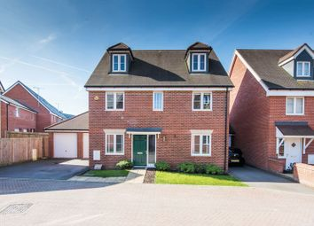 Thumbnail 5 bed detached house for sale in Lawson Way, Aylesbury