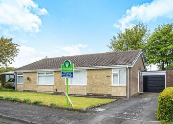 Thumbnail 2 bedroom bungalow for sale in Highgreen Chase, Whickham, Newcastle Upon Tyne