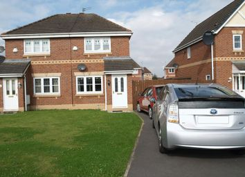Thumbnail 2 bed semi-detached house for sale in Franklin Grove, Kirkby, Liverpool
