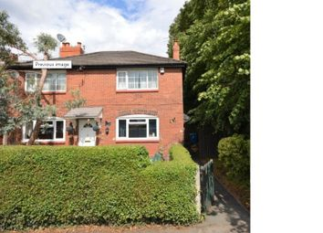 Thumbnail 2 bed flat for sale in Mauldeth Road, Manchester