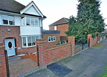 Thumbnail 3 bed end terrace house for sale in Waltham Way, London