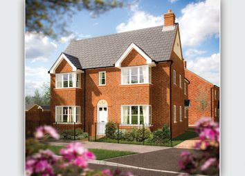 "Thumbnail 3 bedroom property for sale in ""The Sheringham"" at Trentlea Way, Sandbach"