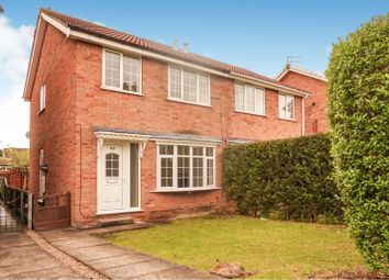 Thumbnail 3 bed semi-detached house for sale in York Road, York