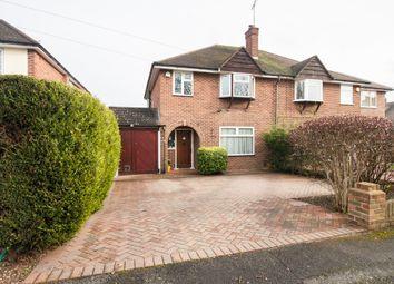 Thumbnail 3 bed semi-detached house for sale in Charlbury Road, Uxbridge