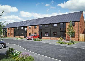 Thumbnail 3 bed terraced house for sale in Haydon End Farm, Lucetta Rise, Haydon End, Swindon