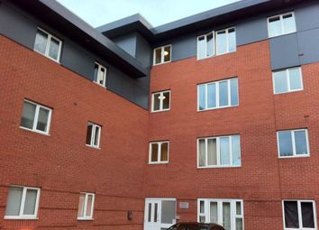 Thumbnail 2 bedroom flat to rent in Hever Hall, City Centre, Coventry