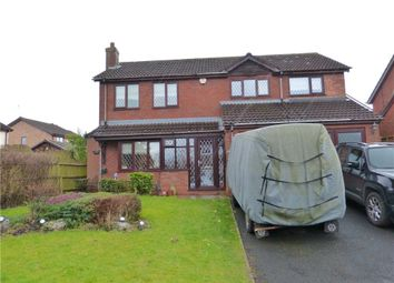 Thumbnail 4 bed detached house for sale in Whitemoor Drive, Shirley, Solihull