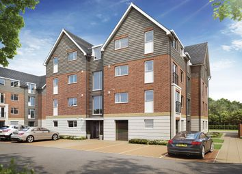Thumbnail 2 bed flat for sale in Edison Place, Technology Drive, Rugby