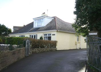 Thumbnail 4 bed detached bungalow for sale in David Street, Wick, Cowbridge