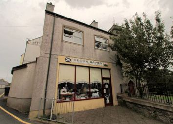 Thumbnail 1 bedroom property for sale in Market Street, Amlwch