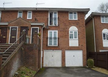 Thumbnail 2 bed flat for sale in Newnham Crescent, Swansea